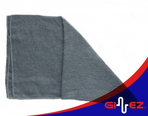 Franela tramo 100 x 60 cm (gris)